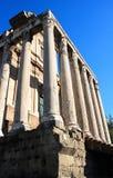 forum rzymski Rome Zdjęcie Stock