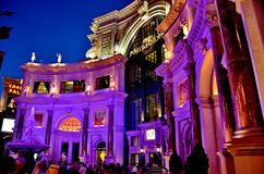 The Forum Shops Royalty Free Stock Images