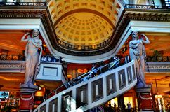 The Forum Shops Royalty Free Stock Photos
