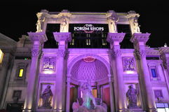Forum Shops in Las Vegas Stock Photography