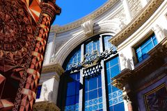 The Forum shops in Las Vegas Stock Photo