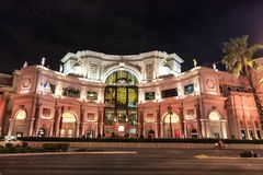 Forum Shops in Las Vegas, Nevada stock photos