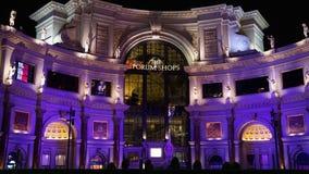 Forum Shops in Las Vegas Stock Photography