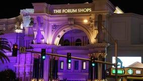Forum Shops in Las Vegas Stock Image