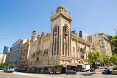 Forum Theater Melbourne stock photo