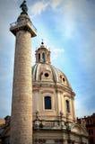 Forum of Traianus Stock Photos