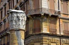 Forum of Traianus Stock Image