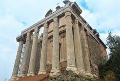 forum Włoch romana Rzymu Obraz Royalty Free