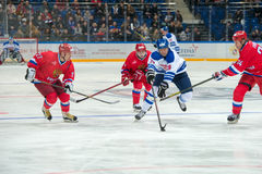 Forward the National Team Finland Tommy Kiviaho (29) Royalty Free Stock Photos