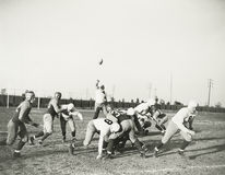 Forward pass Royalty Free Stock Images