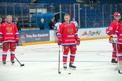 Forward the Russian National Team, Igor Larionov (8) Stock Photography