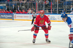 Forward the Russian National Team Valery Kamensky (13) Stock Image