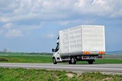 Forwarder cargo Royalty Free Stock Photos
