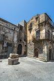 Forza d'Agro, Sicily Obrazy Royalty Free