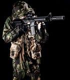 Forze armate Immagine Stock