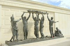 Forze armate commemorative Immagine Stock Libera da Diritti