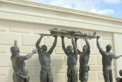 Forze armate commemorative Immagini Stock