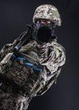 Forze armate russe Fotografie Stock Libere da Diritti
