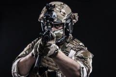 Forze armate russe Fotografia Stock