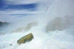 Foschia del Niagara Fotografie Stock Libere da Diritti