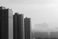 foschia della nebbia Fotografia Stock Libera da Diritti