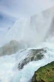 Foschia di caduta del Niagara Immagine Stock