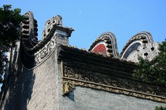 Foshan, Гуанчжоу, Guangdon, Китай Стоковая Фотография RF
