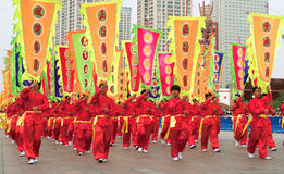 Foshan Autumn Parade Royalty Free Stock Images