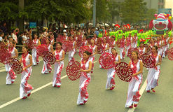 Foshan Autumn Parade Stock Images