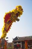 Dança de leão Fotos de Stock