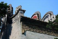 Foshan Guangzhou, Guangdon, Kina Royaltyfri Fotografi
