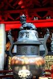 Foshan Guangzhou, Guangdon, Kina Arkivfoton