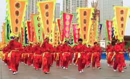Foshan-Herbst-Parade Lizenzfreie Stockbilder