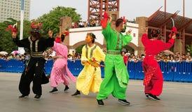 Foshan-Herbst-Parade Lizenzfreies Stockfoto