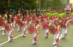 Foshan-Herbst-Parade Stockbilder