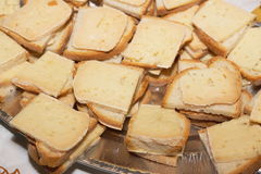 Fossa talamello italian cheese Stock Photos