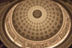 Fossanokathedraal - Cuneo Italië royalty-vrije stock afbeeldingen