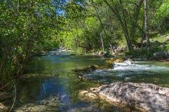 Fossil Creek Bridge Royalty Free Stock Photo