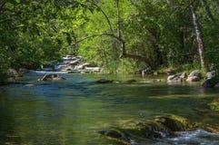 Fossil Creek Bridge Royalty Free Stock Image