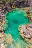 Fossil creek Scenic Royalty Free Stock Images