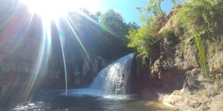 Fossil creek falls Stock Photos