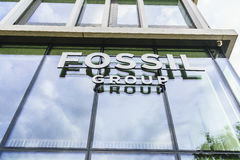 Fossil Group Europe Stock Image