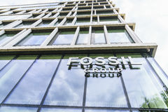 Fossil Group Europe Royalty Free Stock Images