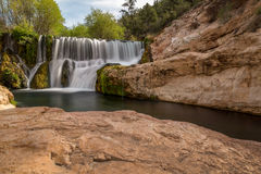 Fossil Springs Creek Arizona. Stock Photography
