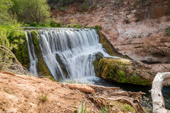 Fossil springs creek Arizona. Royalty Free Stock Image