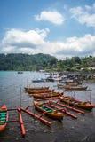 Fosso Bali Foto de Stock Royalty Free