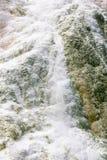 Fosso Bianco Hot Springs em Toscânia foto de stock