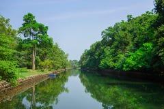 Fosso de Sigiria, Sri Lanka fotos de stock