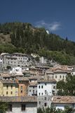 Fossombrone Marches, italy Royalty Free Stock Photo