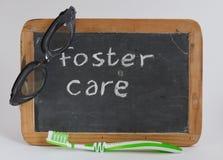 Fostercare, воспитывая стоковое фото rf
